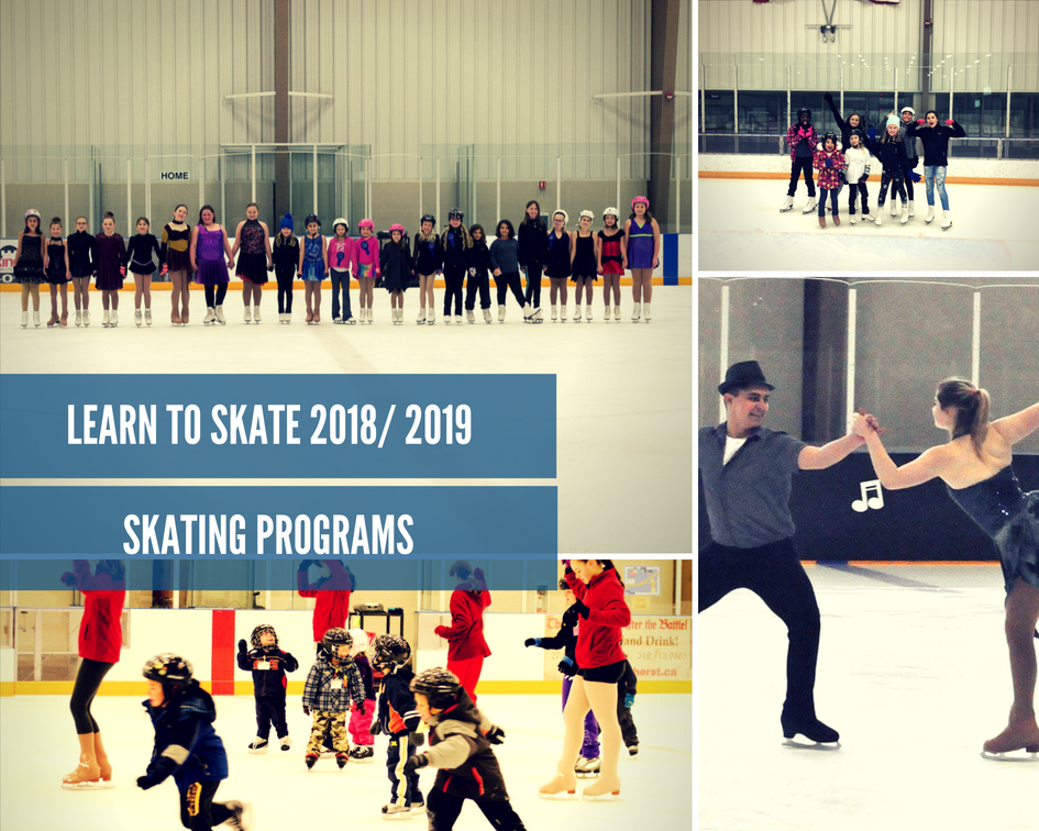 Learn to Skate - Amherst Parks & Recreation: Online ...